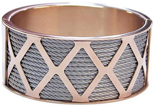 Charriol women's Forever Bangle: CHF469.