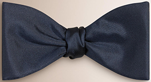 Burberry Silk Bow Tie: US$155.
