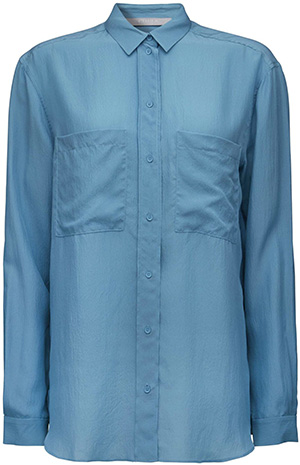 Tiger of Sweden Purdy Women's Silk Shirt: £159.