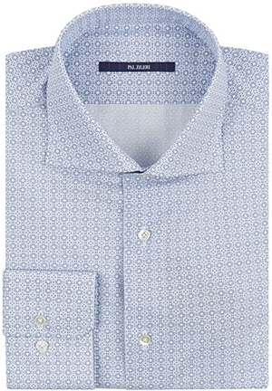 Pal Zileri Tile Print Men's Shirt: £159.