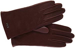 Karen Millen Women's Pony Gloves: US$160.