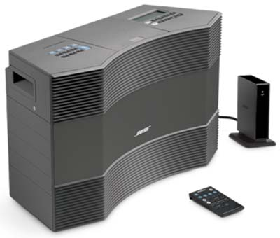 Bose Acoustic Wave music system II with Bluetooth music adapter: US$1,199.90.