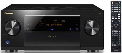 Pioneer Elite SC-91 Receiver: US$1,000.