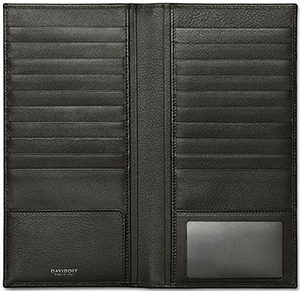 Davidoff Business & Travel Wallet.
