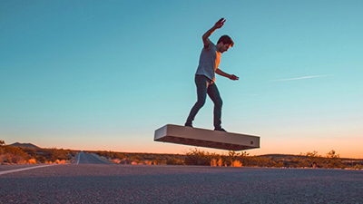 ArcaBoard: US$19,900 - The first real hoverboard.