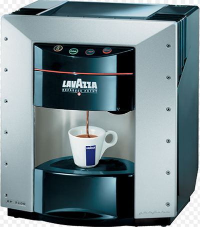 Lavazza EP 2100 (PININFARINA) 24V Espresso Coffee Machine.