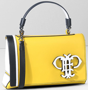 Emilio Pucci Women's Shoulder Bag: US$1,200.
