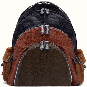 Fendi men's Three-Pocket Backpack: €3,860.