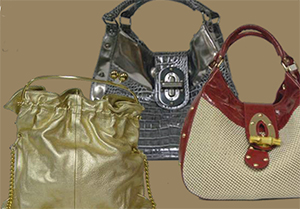 Guépard women's handbags.