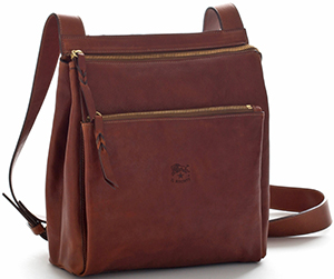 Il Bisonte Oscar Men's Messenger Bag: US$698.