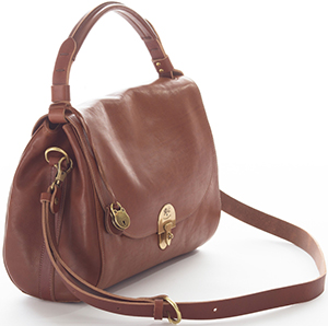 Il Bisonte Women's Shoulder Bag: US$1,188.