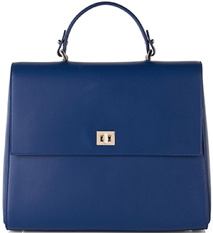 Hugo Boss Women's Medium BOSS Bespoke bag in smooth leather by BOSS.