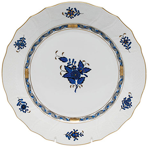 Herend Chinese Bouquet dinner plate.