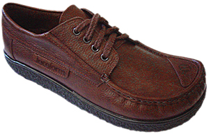 Jacoform model 35003 Brown men's shoe.