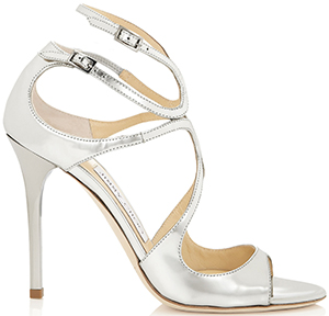 Jimmy Choo Lang shoe: £550.