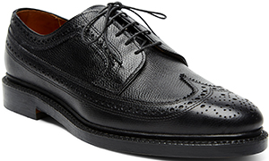 J.Press Allen Edmonds Atlantis-Black men's shoe: US$385.