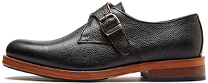 Selected Monk Strap - Elegant shoe: £160.