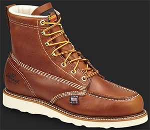 Thorogood men's boot.