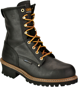 Thorogood Women's Carolina Waterproof Logger Work Boots CA420: US$134.99.