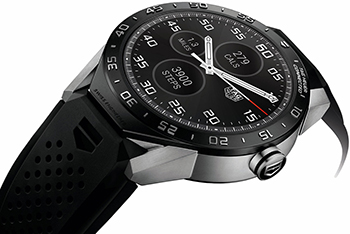 Tag Heuer Connected.
