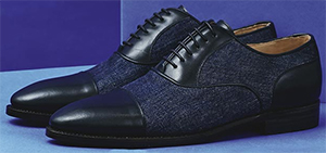 Kiton men's shoes.