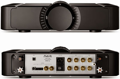 Aavik Acoustics U-300 Integrated Amplifier: US$30,000.