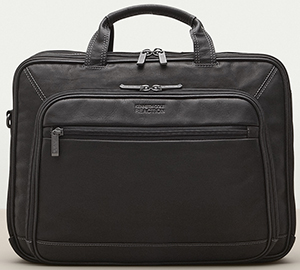 Kenneth Cole Men's Leather Portfolio Reaction: US$500.