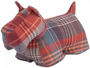 Johnstons of Elgin Doggy Doorstop: US$65.