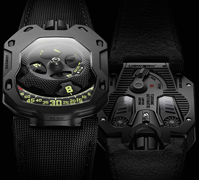 Watches And Watchmakers Beginning With Letter U From