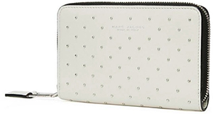 Marc Jacobs Mini Studded New Compact Women's Wallet: US$450.