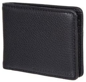 Marc Jacobs Classic Leather Martin Wallet.