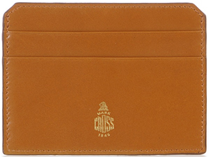 Mark Cross Card Case Saffiano: US$225.