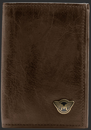 Matchless Women's Classic Credit Card Leather Wallet: €129.