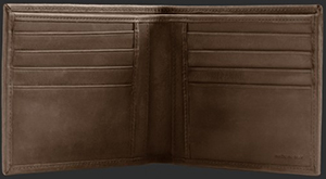Matchless Men's Classic Leather Wallet: €189.