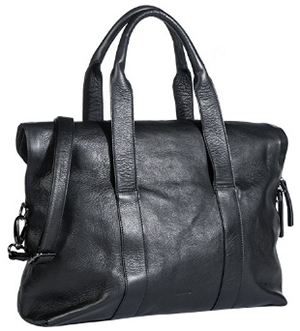 Lloyd women's black bag.