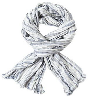 Lloyd men's scarf.