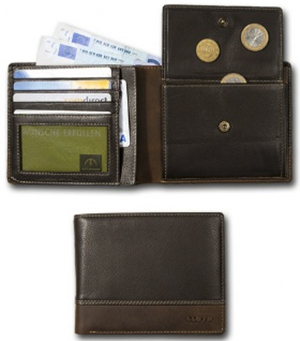 Lloyd men's wallet.