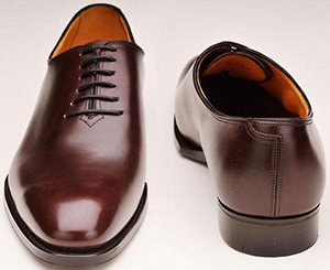 Lodger men's handmade shoes.