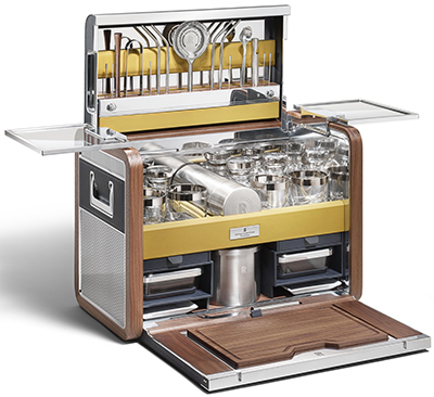 Rolls-Royce Cocktail Hamper: £26,000.