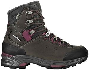 Lowa Europe Backpacking men's boot.