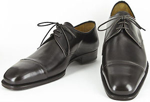Luigi Borelli men's shoes.