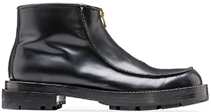Marni men's Ankle Boot in Clafskin: US$480.
