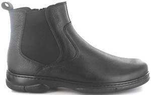 Moran men's leather boot.