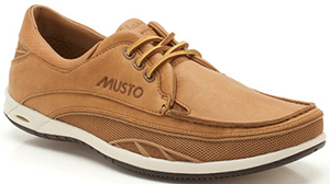 Musto men's Orson Drift Shoes: €160.