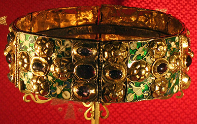 Iron Crown of Lombardy.