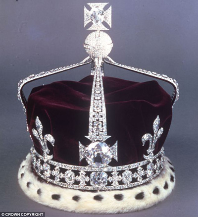 Koh-i-Noor diamond.