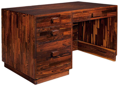 Cocobolo Desk by Don Shoemaker: €13.179,80.