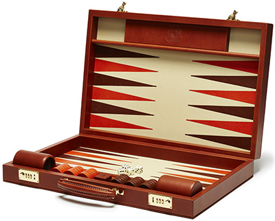 Ghurka Backgammon Set No. 242: US$4,895.