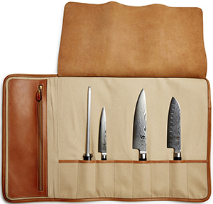 Ghurka Chef's Knife Roll No. 246: US$1,400.