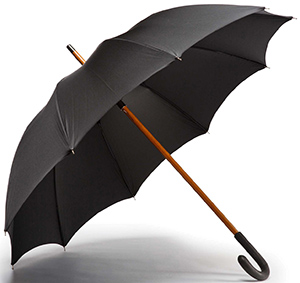 Ghurka Gentleman's Umbrella No. 89: US$395.